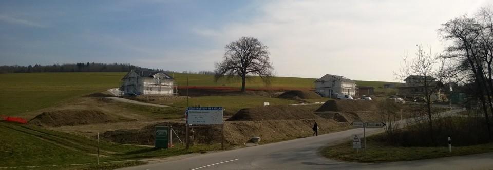 Construisez à 10 minutes de Fribourg
