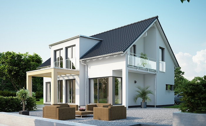 Concept m 134 mistral construction sa for Villa concept construction vedene