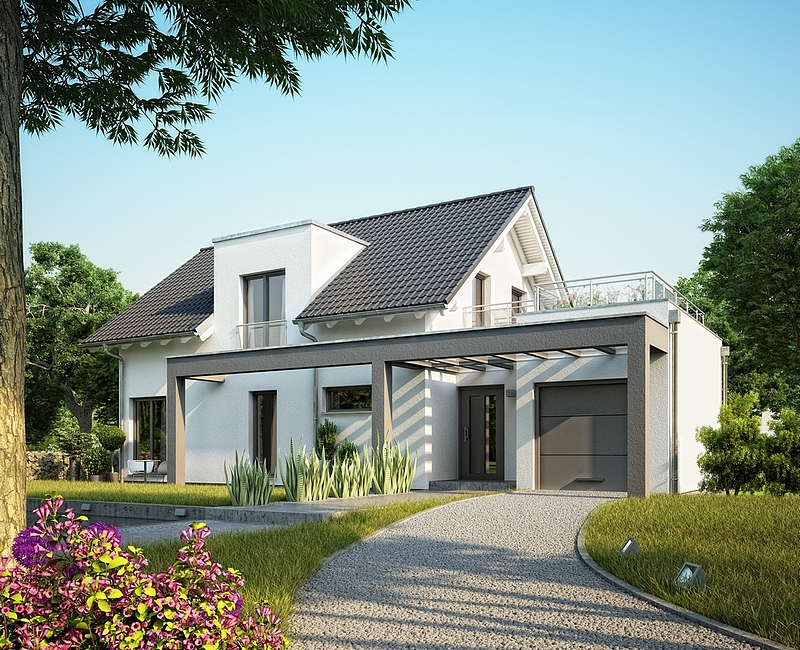 Concept m 134 villa 4 5 pi ces mistral construction for Villa concept construction vedene