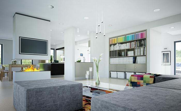 Architecte archives mistral construction sa for Concept villa