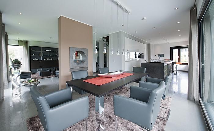Concept m 172 villa 5 5 pi ces en ossature bois mistral for Villa concept construction vedene
