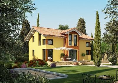 Villa Evolution 148 - variante 4