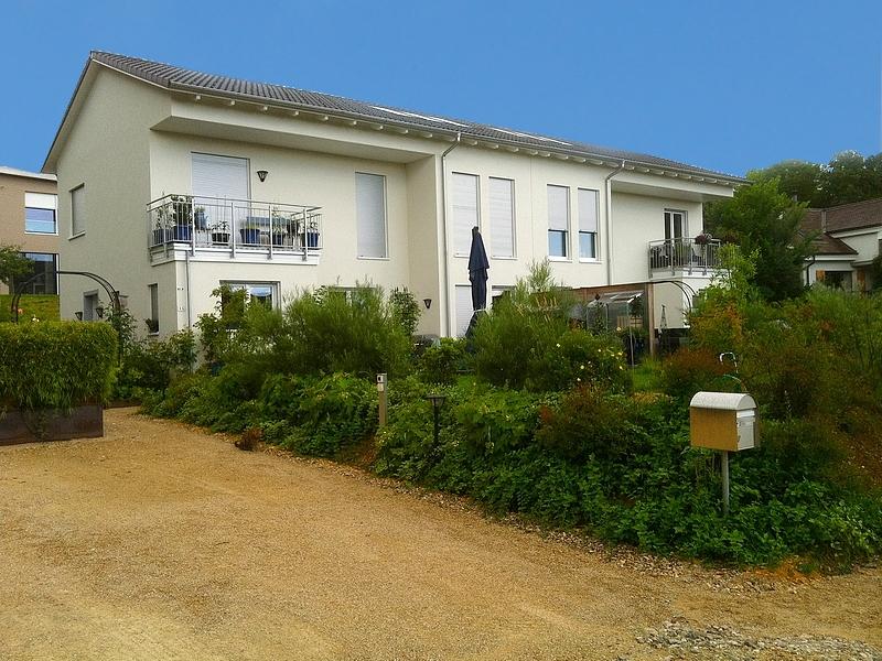 District de Morges – Villa jumelle personnalisée