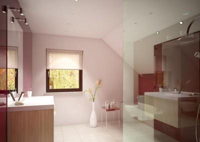 Villa Evolution 143 - Salle d'eau