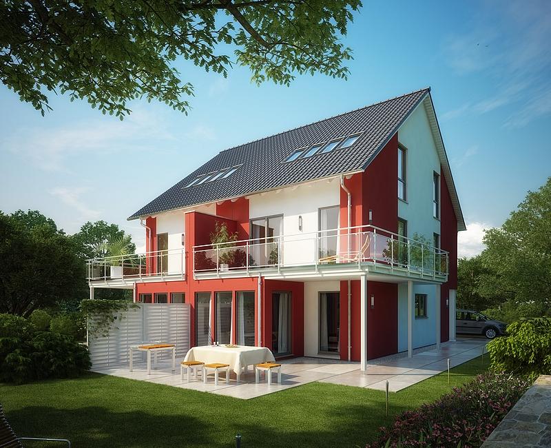 Construire maison mitoyenne maison mitoyenne ou ossature for Construction maison mitoyenne prix