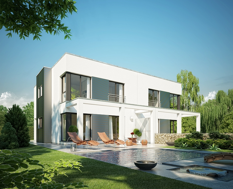 Elegant celebration jumelle with construire une maison jumele for Avant de construire une maison