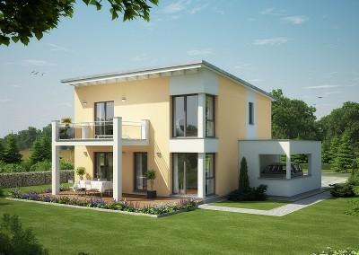Villa Evolution 136 - toit à 1 pan