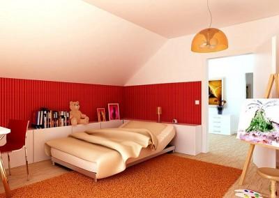 Villa Evolution 136 - Chambre