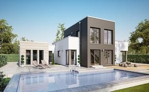 Maison - Concept-M 100 - facade - variante 9