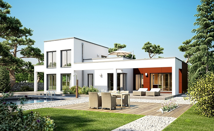 Bungalow archives mistral construction sa for Villa concept construction vedene