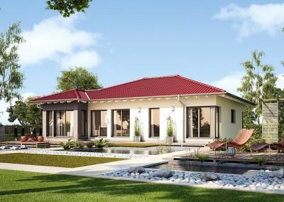 Villa Concept-M 100 - facade - variante 6
