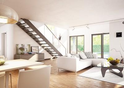 Villa Concept-M 100 - living