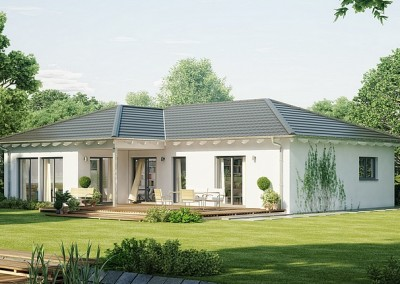 Villa Evolution 111 - facade - variante 4