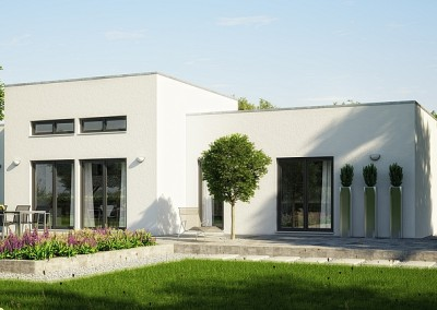 Villa Evolution 111 - facade - variante 6