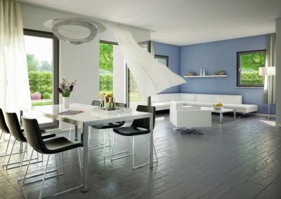 Villa Evolution 148 - Living