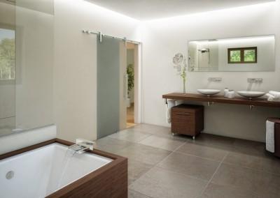 Villa Evolution 148 - Salle de bain