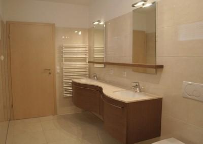 Villa Valais Central - Evolution 165 WD - salle de douche-