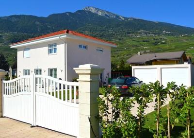 Villa Valais Central - Evolution 165 WD - extérieur
