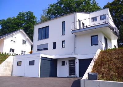 Villa Mistral - Veveyse - façade