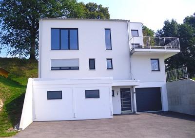 Villa Mistral - Veveyse - façade 2