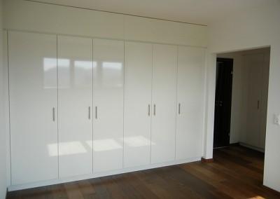 Villa Mistral - Veveyse - chambre avec armoires