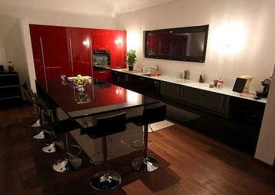 Villa Mistral - Veveyse - cuisine
