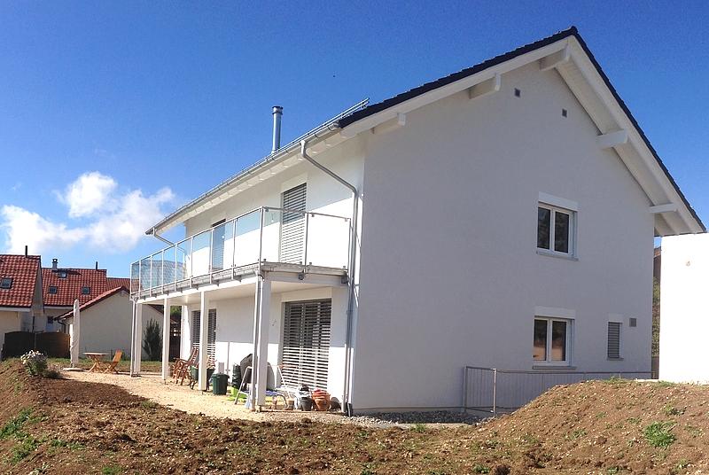 Villa dans la région de Nyon – 225 m2 de surface brute de plancher, ainsi qu'un sous-sol