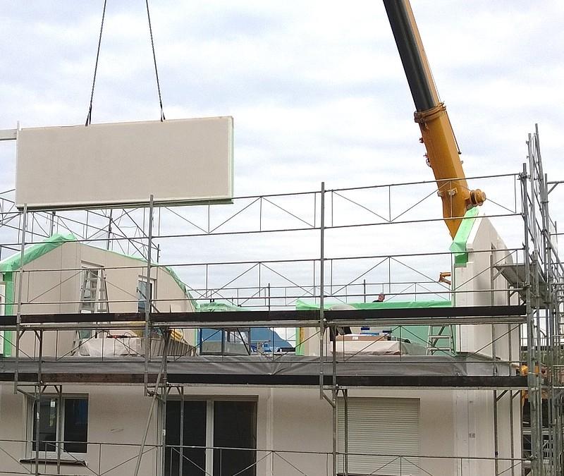 Construire une villa en heures avec mistral with for Construire villa