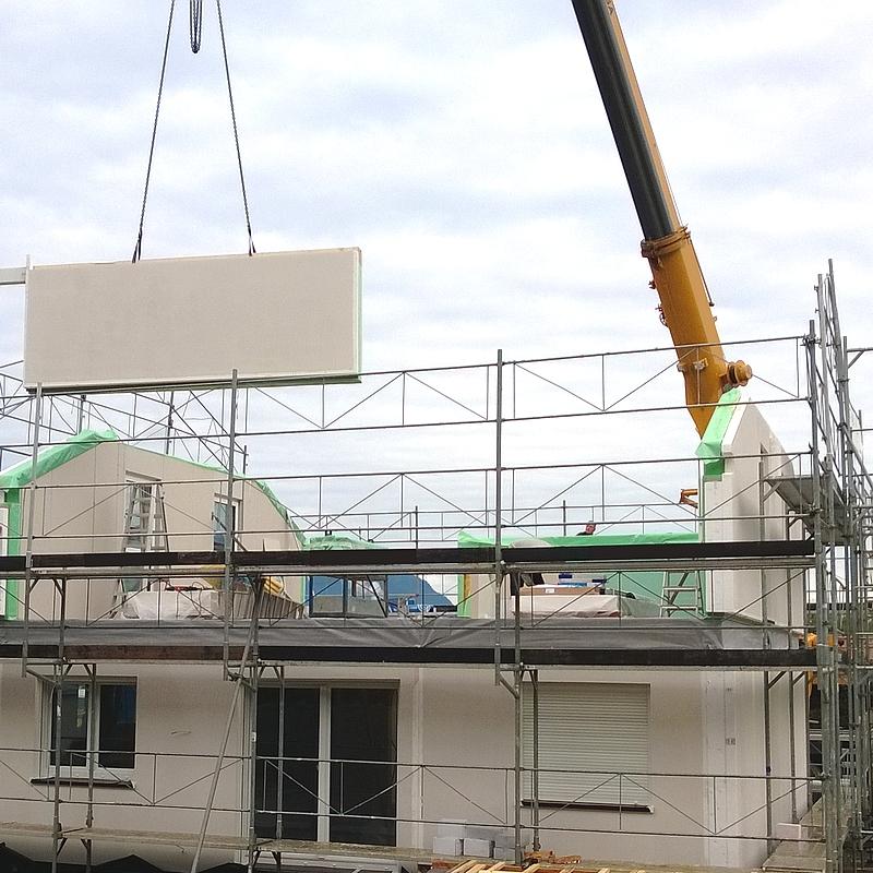 Construire Une Villa En 48 Heures Avec Mistral