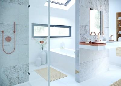 Evolution Stuttgart - Salle de bain