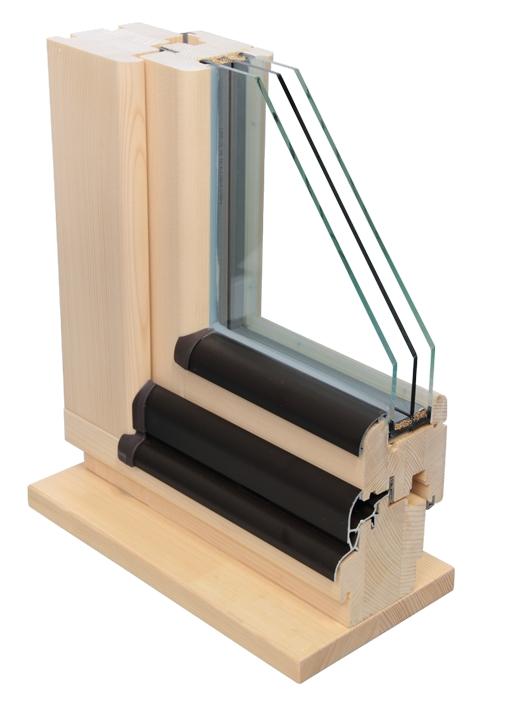 fenetre triple vitrage excellent vidaxl fentre pvc triple vitrage poigne droite xmm with. Black Bedroom Furniture Sets. Home Design Ideas