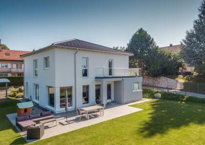 Villa Lausanne - Concept-M 163 - Façade