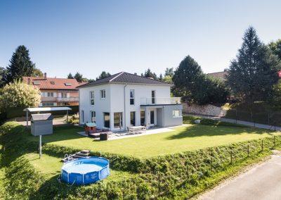 Réalisation Lausanne - Villa Concept-M 163 - Façade - A