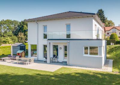 Villa Lausanne - Concept-M 163 - Façade - B