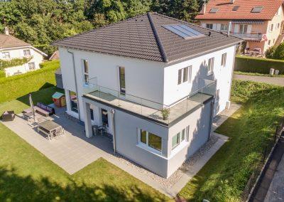 Villa Lausanne - Concept-M 163 - Façade - C
