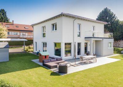 Villa Lausanne - Concept-M 163 - Façade - D