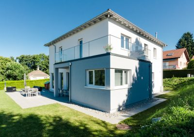 Villa Lausanne - Concept-M 163 - Façade - E