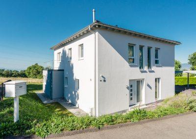 Villa Lausanne - Concept-M 163 - Façade - F