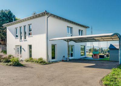 Villa Lausanne - Concept-M 163 - Façade - G