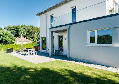 Villa Lausanne - Concept-M 163 - Façade - H