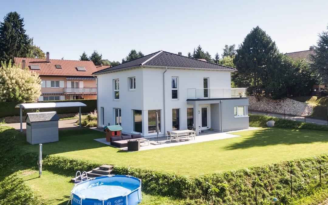 Réalisation Lausanne - Villa Concept-M 163
