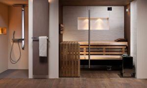 sauna luxe