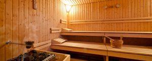 sauna éléments