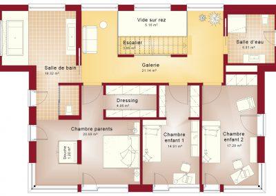 Etage Concept-M 188 Design 4R