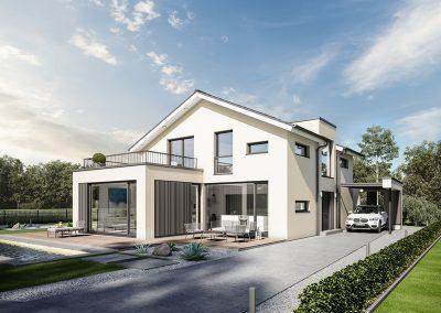 Concept-M 154 - facade
