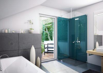 Evolution 134 - salle de bain