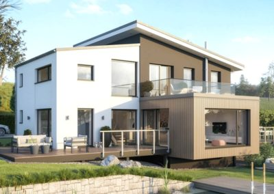 Concept-M 170 - façade jour - villingen-schwenningen