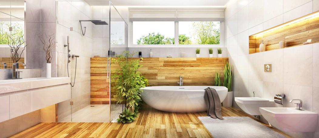 La salle de bain, ou comment prolonger ses vacances