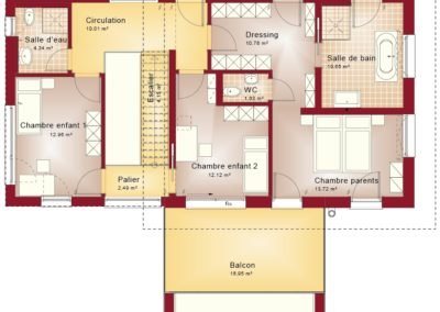 Concept-M 170 - étage - villingen-schwenningen