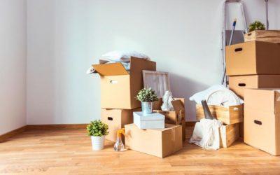 Check-list pour un déménagement serein